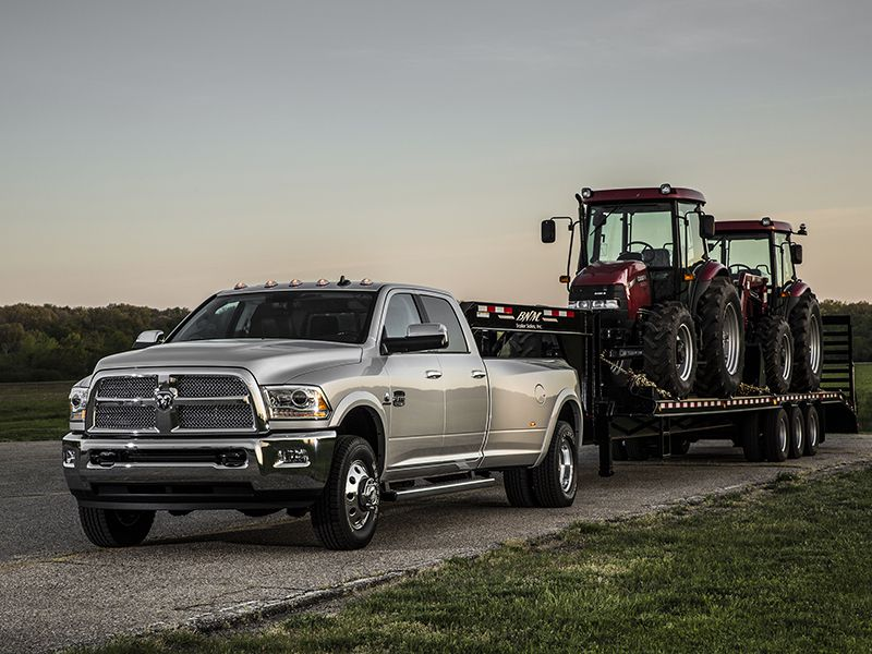 10 Best Work Trucks