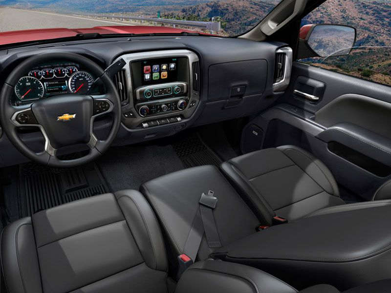 2019 Ram Hd >> 10 Trucks with Bench Seats | Autobytel.com