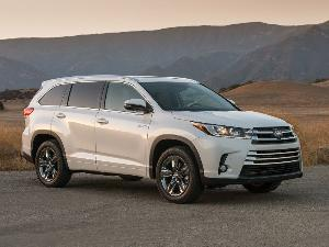 10 Toyota Highlander Competitors