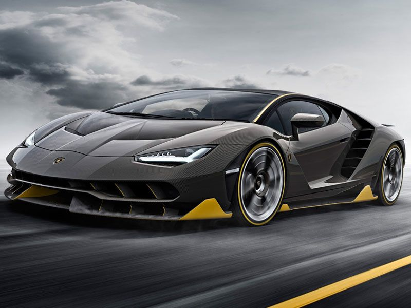 Top 10 Exotic Cars