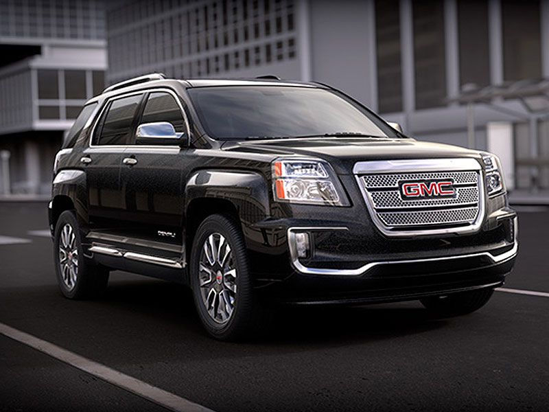 8 2016 Gmc Terrain 39 9 Inches
