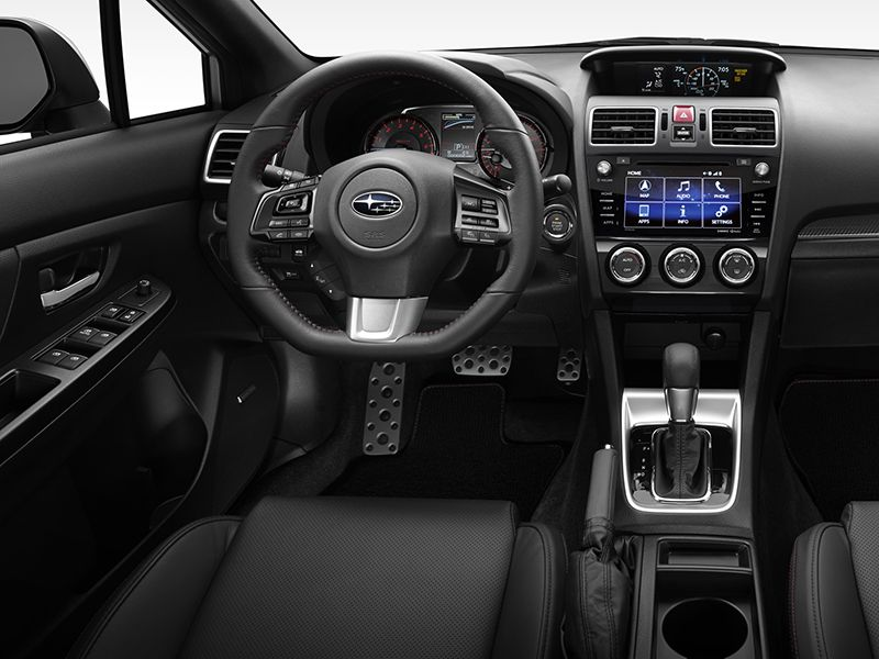 Subaru Wrx Lease >> 10 Sports Cars with Paddle Shifters | Autobytel.com
