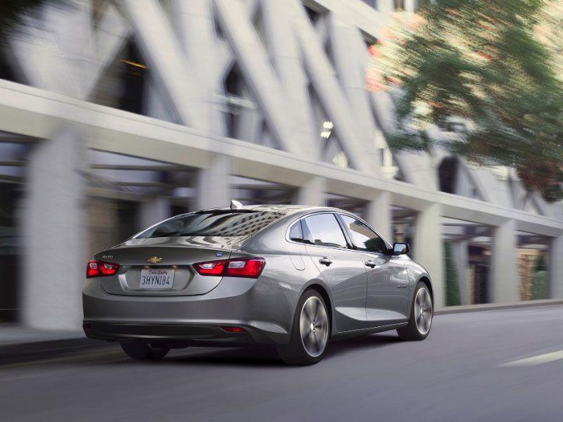 2016 Chevrolet Malibu Hybrid Road Test and Review   Autobytel.com