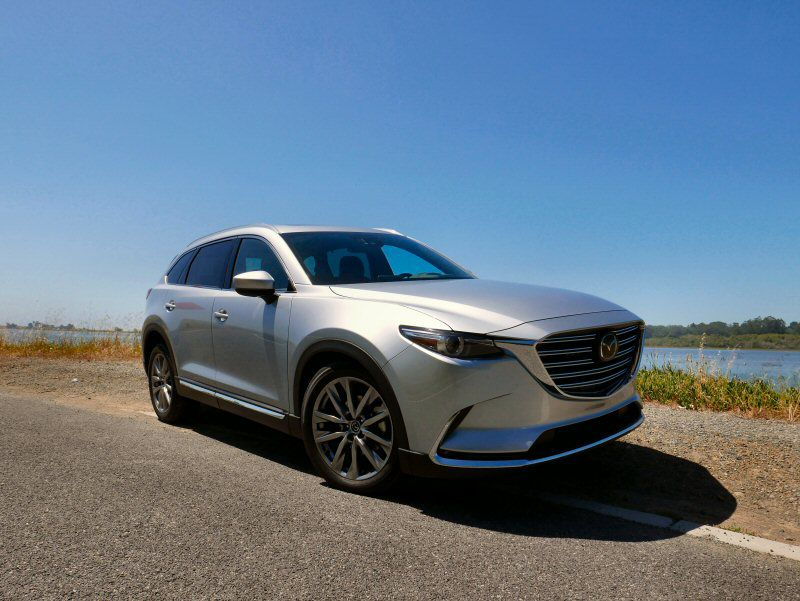 2016 mazda cx 9 road test and review. Black Bedroom Furniture Sets. Home Design Ideas