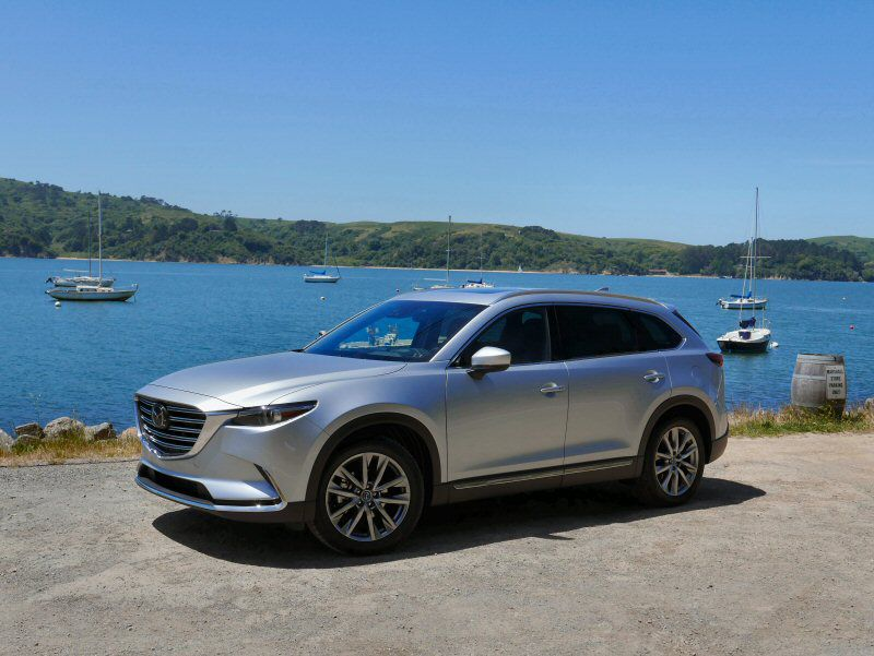 Safety Technology Continues To At Mazda The 2016 Cx 9