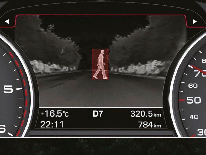 10 Vehicles With Night Vision Autobytel Com