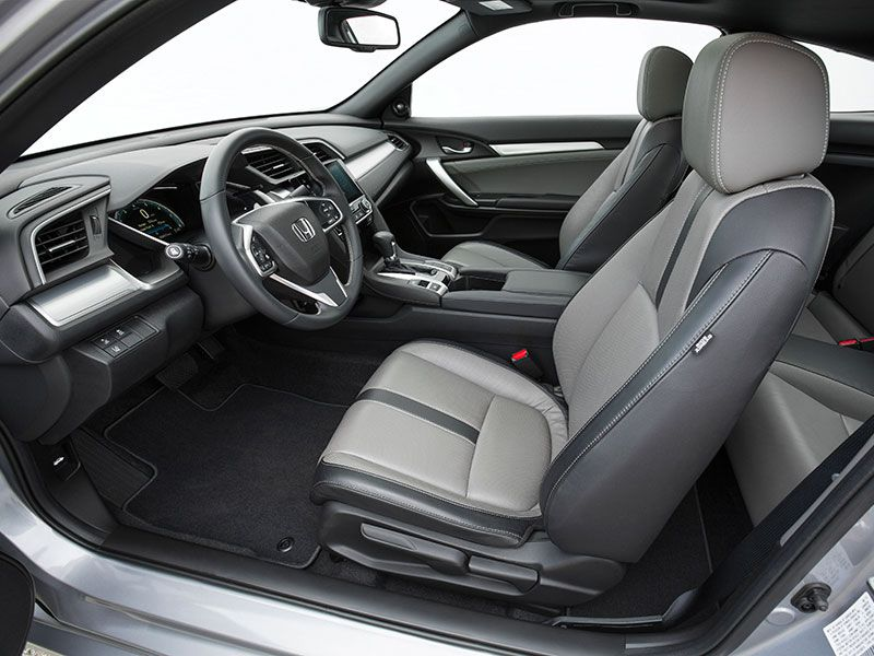 Types Of Leather Seats For Cars Honda