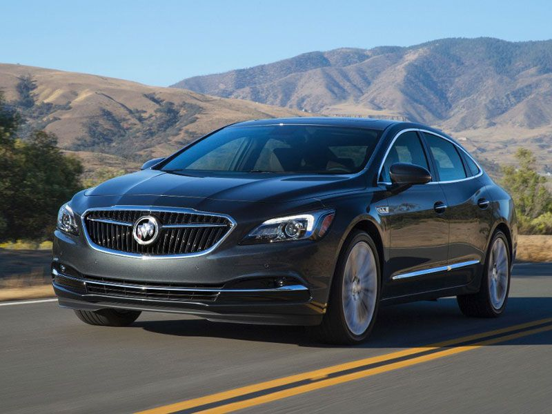 10 Best American Luxury Cars: 10 Cheapest Luxury Cars To Insure