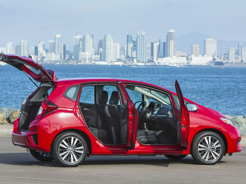 10 Roomiest Small Cars