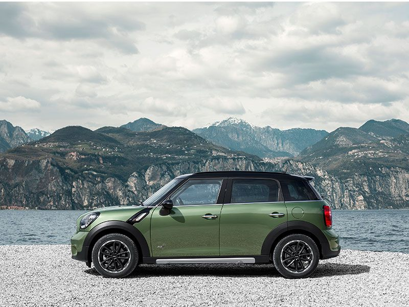 2016 Mini Countryman Road Test And Review