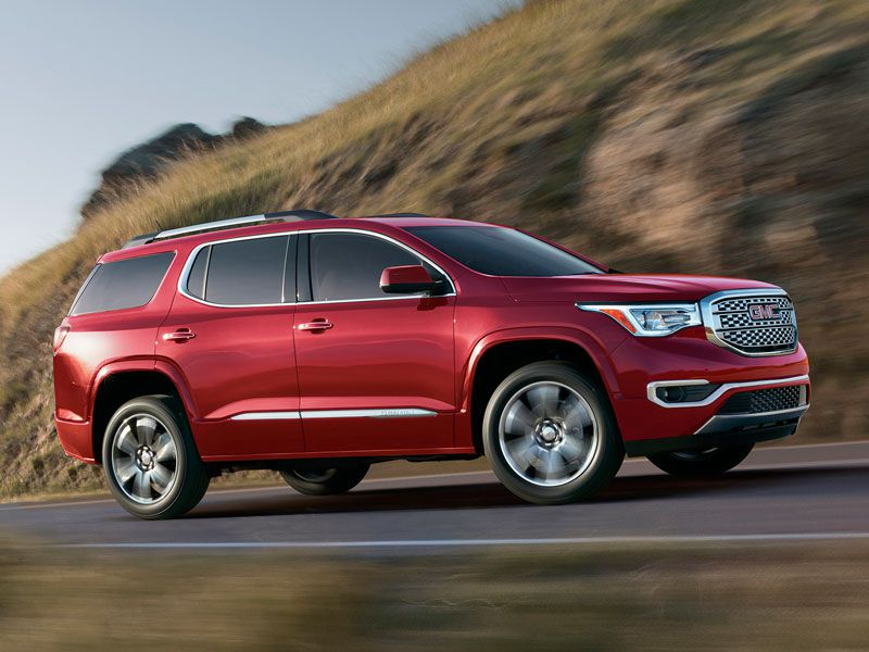 gmc acadia - Suv Reviews