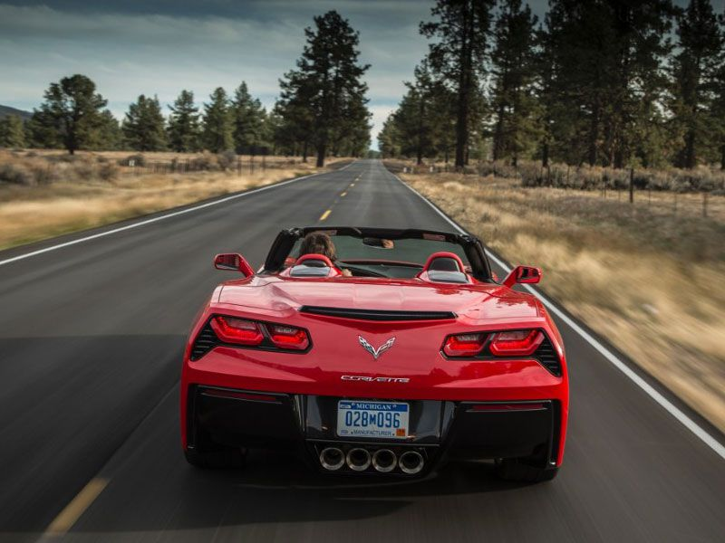 Wonderful 1) 2016 Chevrolet Corvette