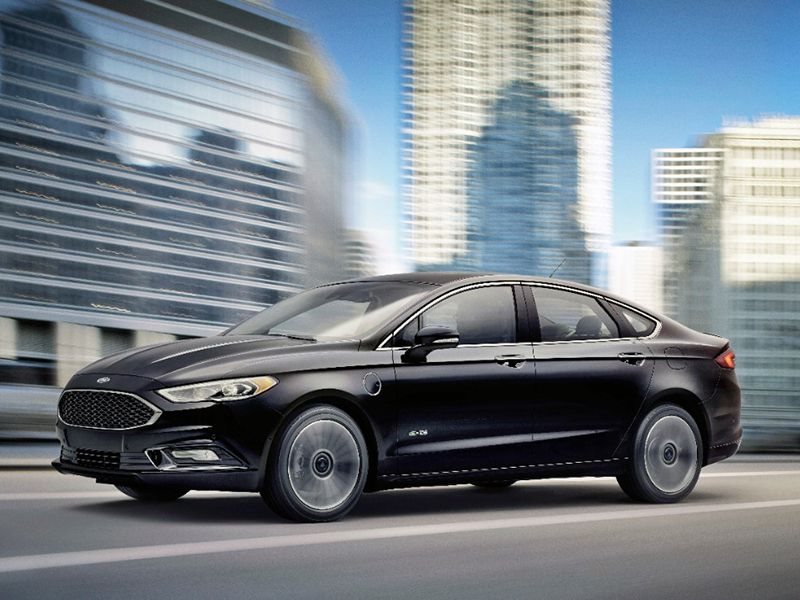 2017 Ford Fusion Energi Plug In Hybrid 42 Mpg Combined