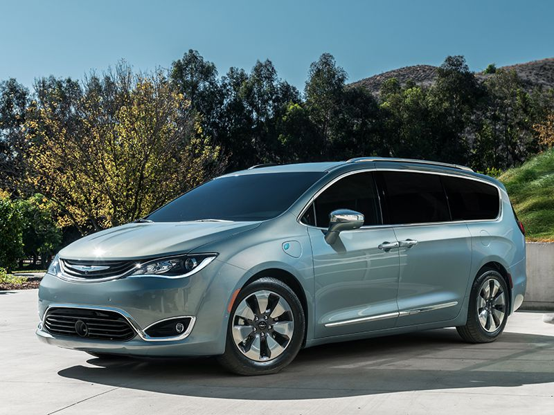 2017 Chrysler Pacifica Msrp 28 595