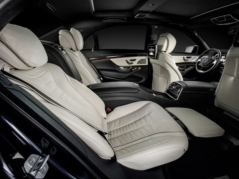 2016 Mercedes S-Class & 10 Cars with the Most Comfortable Seats | Autobytel.com islam-shia.org