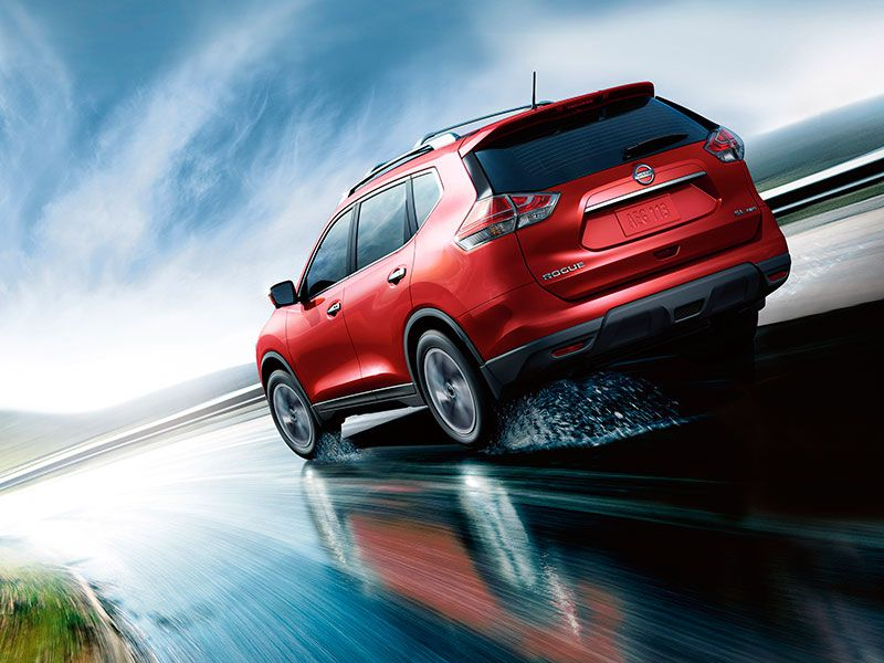 2016 Nissan Rogue Road Test and Review   Autobytel.com