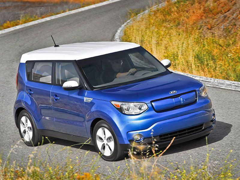 2016 Kia Soul Electric
