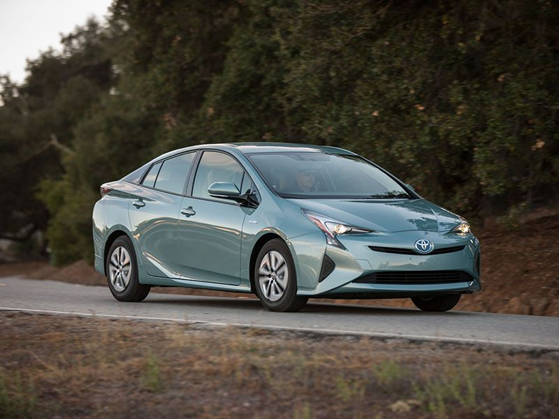 2017 Toyota Prius Proving The Most Reliable Small Cars