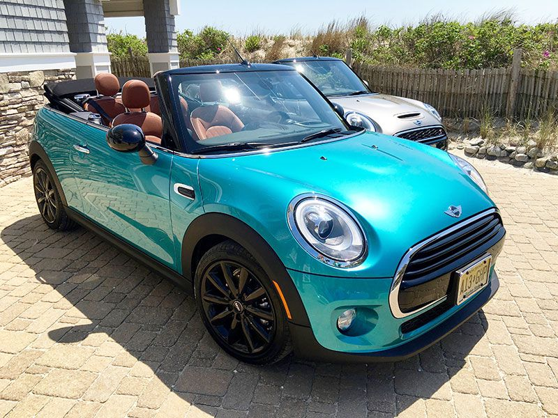 2016 Mini Cooper Convertible Road Test And Review Autobytel