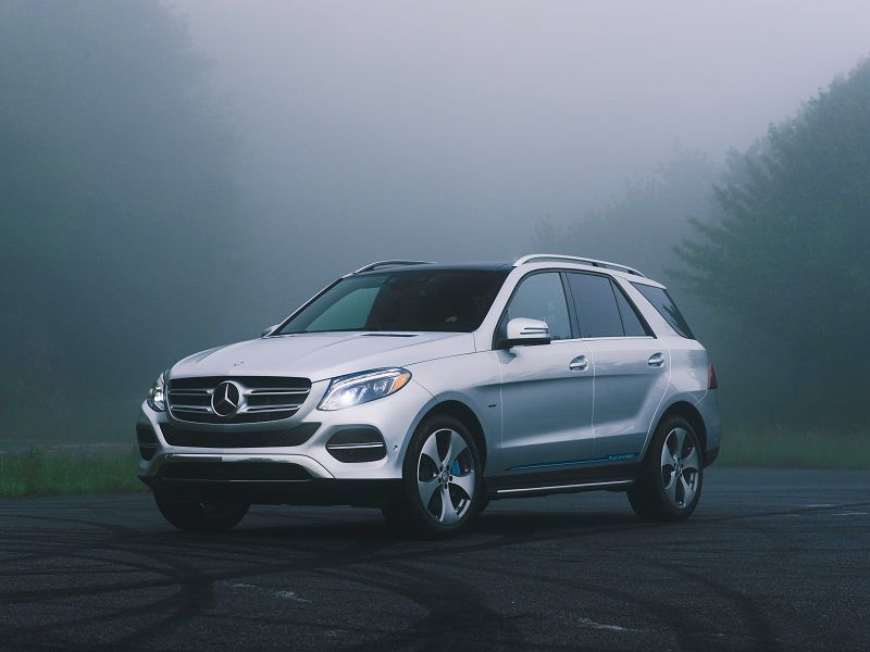 2018 Mercedes Benz Gle 550e