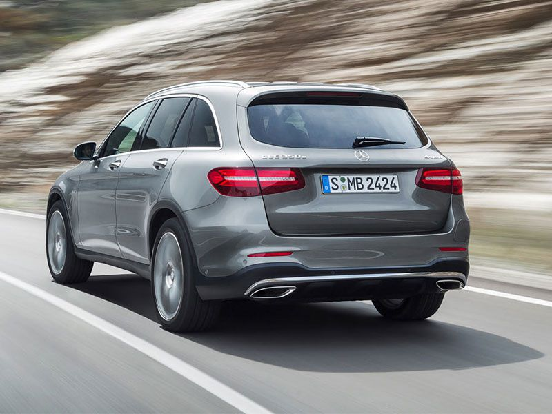 2018 Mercedes Benz Glc350e 4matic