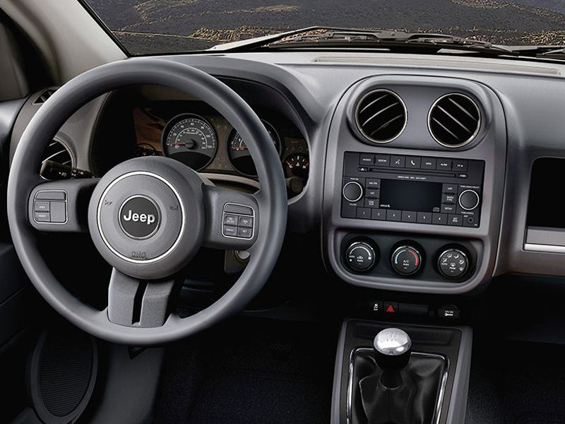 Trim Levels. The 2016 Jeep Patriot ...
