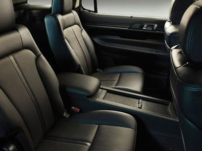 2016 Lincoln Mkt >> 2016 Lincoln Mkt Road Test And Review Autobytel Com