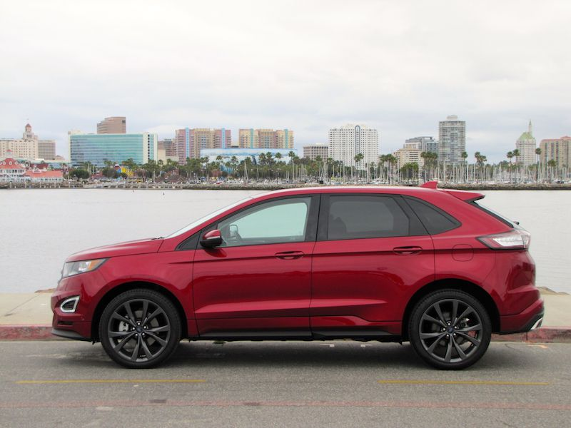 Unique 2017 Ford Edge Sport Road Test And Review  Autobytelcom
