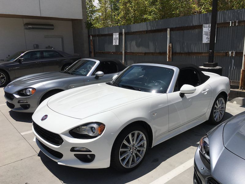 2017 Fiat 124 Spider Abarth Msrp 28 195