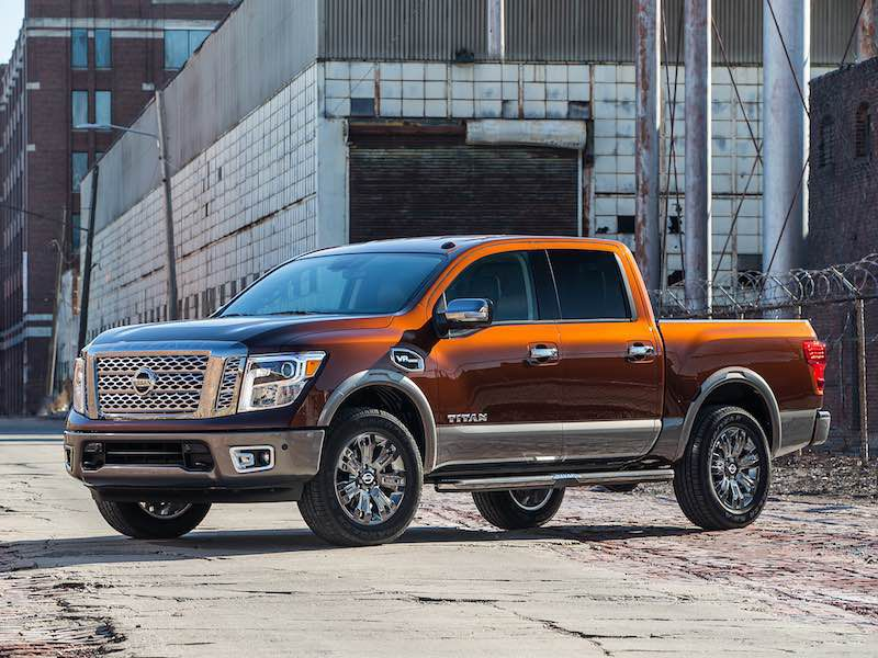 10 Pickup Trucks Made in America