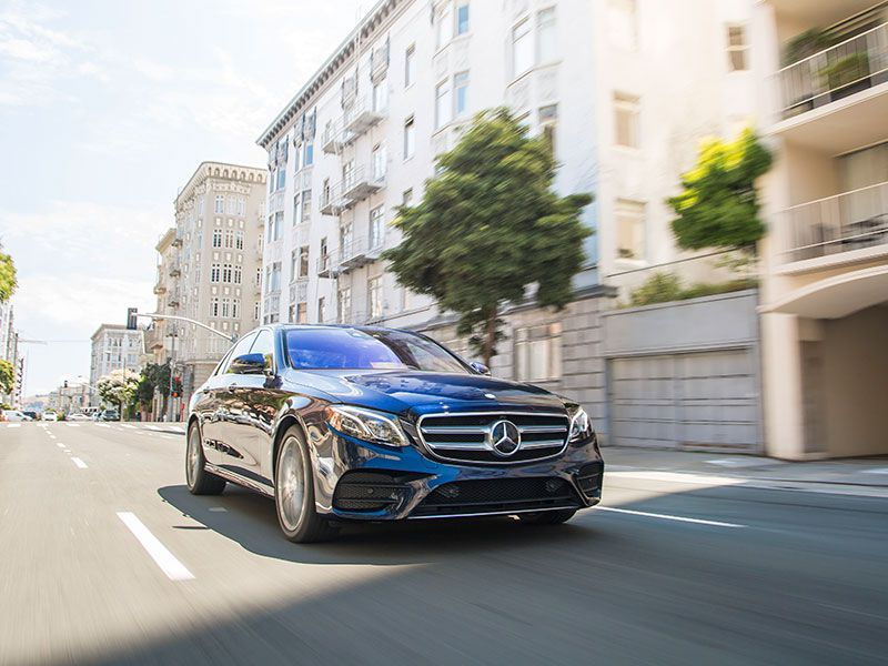 2017 Mercedes-Benz E-Class Sedan Road Test And Review