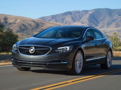 10 Best American Cars with AWD | Autobytel com