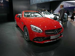 Must See Sports Cars at the 2016 Detroit Auto Show
