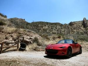 2016 Mazda MX-5 Miata First Drive and Review