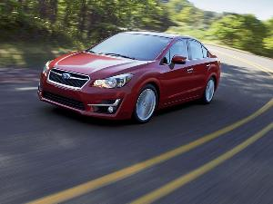 2016 Subaru Impreza Road Test and Review