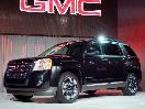 2016 GMC Terrain at the 2015 New York International Auto Show