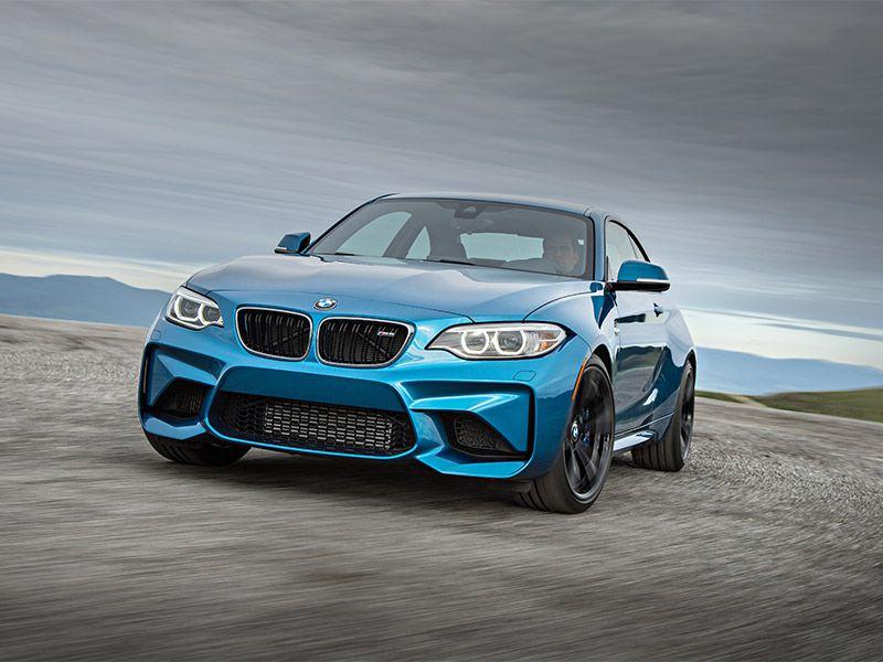 2017 BMW M2 53495