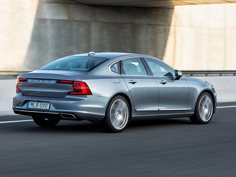 סופר 2017 Volvo S90 Road Test and Review | Autobytel.com XD-09
