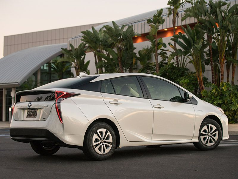2016 Toyota Prius Two Eco 56 Mpg Combined