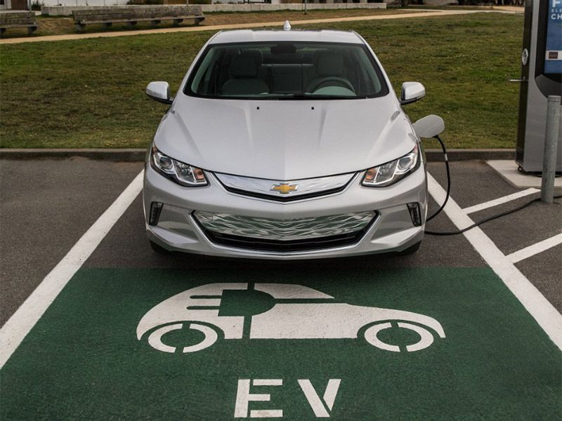 Find your nearest electric car charging point - Go Ultra Low