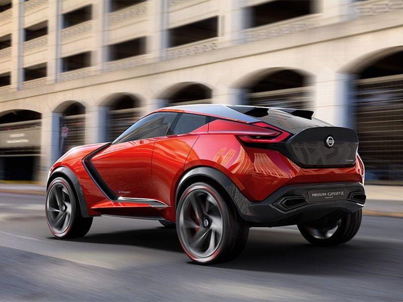 8 Nissan Gripz Concept