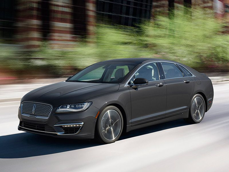 10 Lincoln Mkz Awd Continental