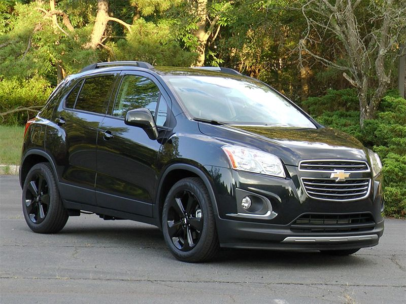 2016 chevrolet trax midnight edition road test and review. Black Bedroom Furniture Sets. Home Design Ideas