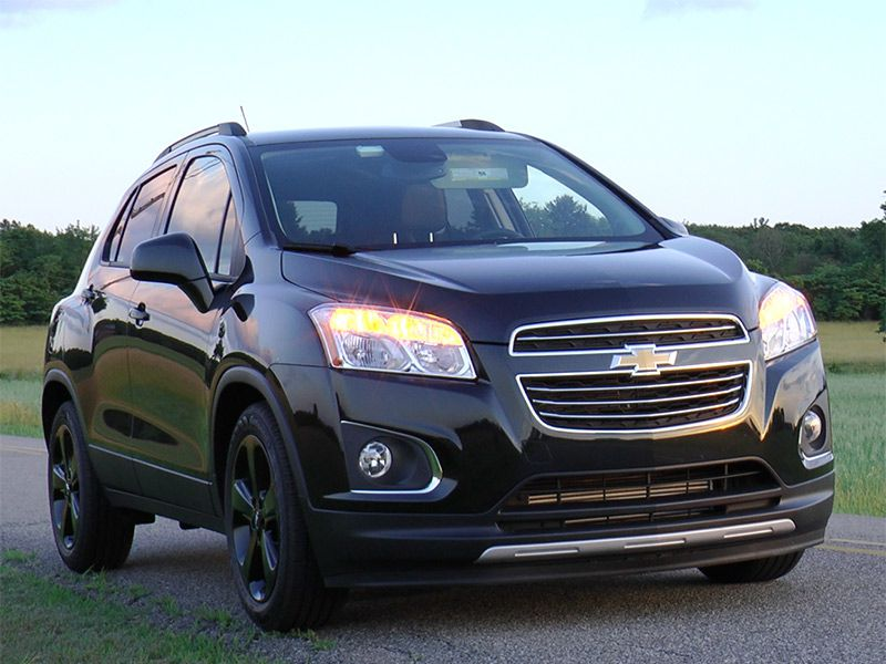 2016 Chevrolet Trax Trim Levels