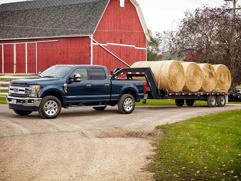 5 New Improvements To The 2017 Ford F Series Super Duty
