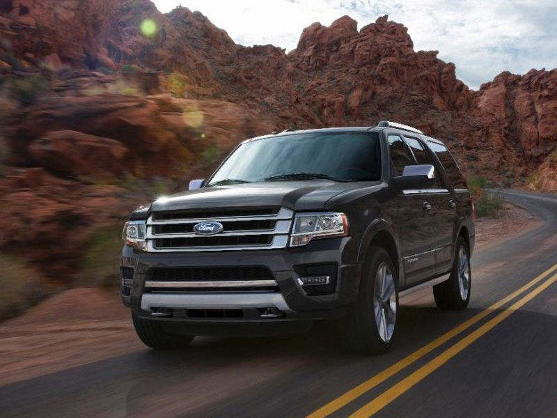Ford Expedition Road Test And Review
