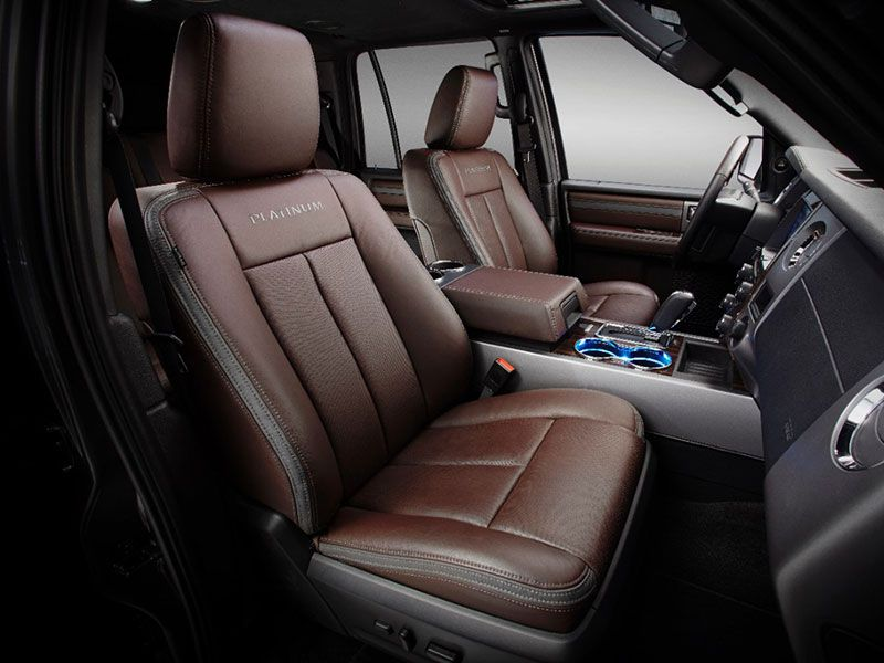 10 Best SUV Interiors