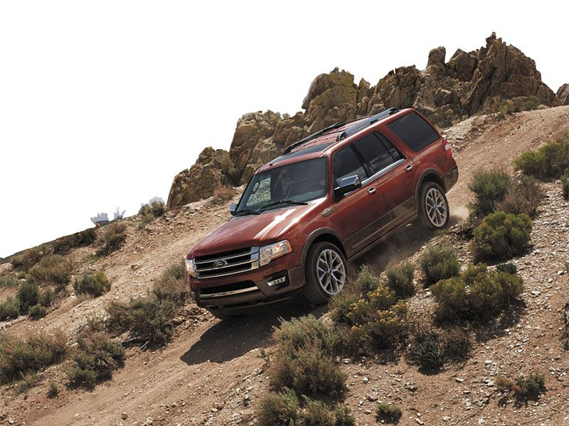 6 2016 Ford Expedition