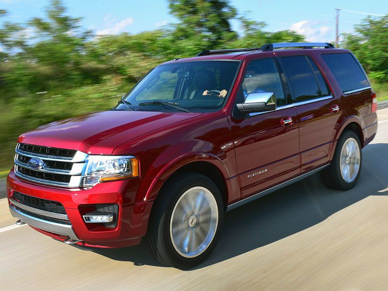 Safety Ratings And Technology The 2016 Ford Expedition