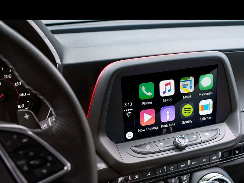 10 Top American Cars With Apple Carplay Autobytel Com